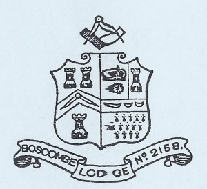 Boscombe Lodge No.2158
